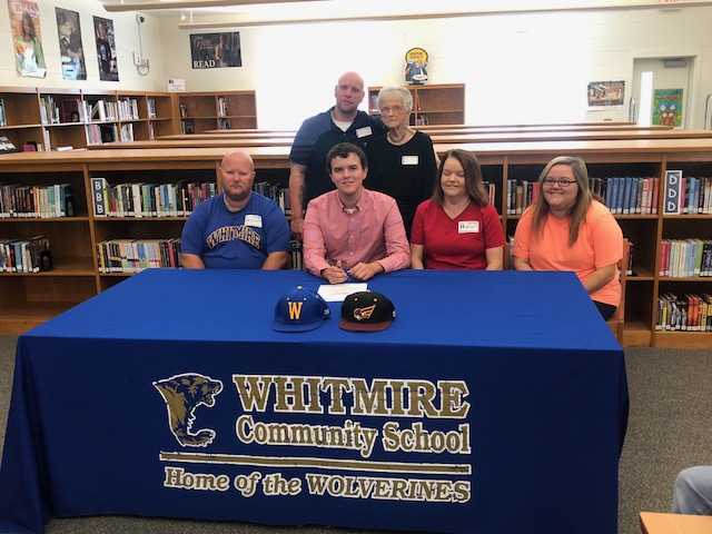 Brannon Signs with Erskine