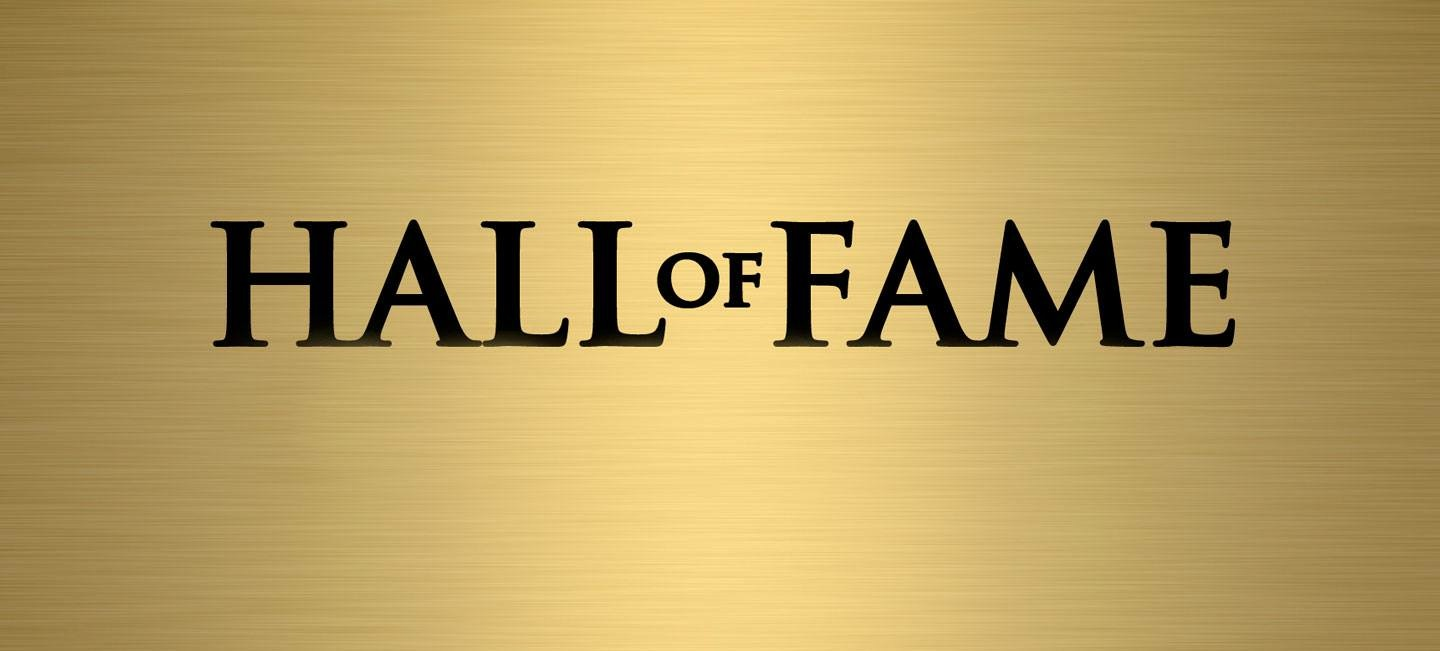 Hall of Fame Nominations Now Available