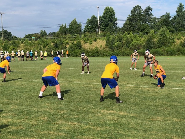 Varsity Football Players Are Asked to Register for FCA Camp