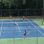 Tennis Gets 1st Win of the Season