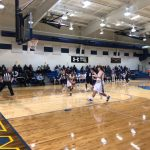 Boys Varsity Basketball beats Ware Shoals 60 – 55