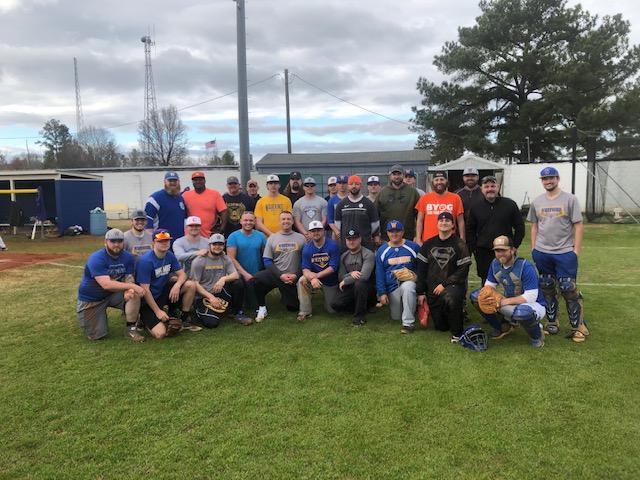 Successful 2nd Annual Alumni Baseball Game