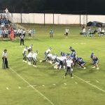 Varsity Football Falls to RSM 68-28