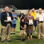 New Hall of Fame Members Inducted