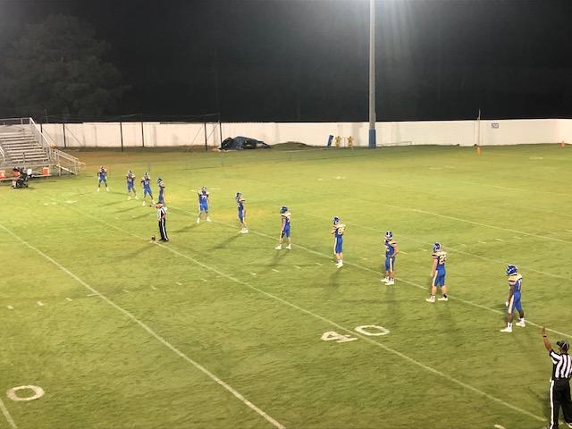 Varsity Football Defeats North 40-14