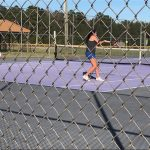 Kendrick Chosen to Play in State Singles Tournament