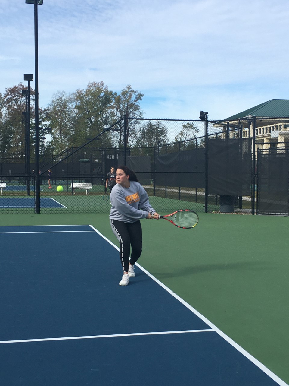 Kendrick Plays in State Tournament