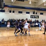 Boys Varsity Basketball beats Ware Shoals 75 – 35