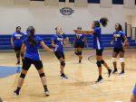 Girls Volleyball beats McCormick 3-1
