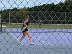 Varsity Tennis Sweeps Saluda 6-0
