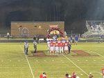 Varsity Football falls to McCormick 45 – 6