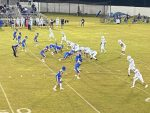 Varsity Football falls to Southside Christian School 55 – 6