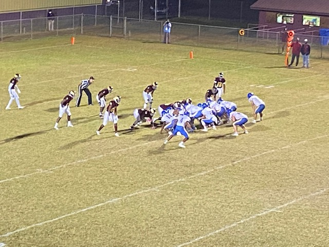 Varsity Football falls to Blackville-Hilda 31 – 0