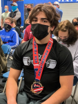 Thompson Shines at Powerlifting Competition