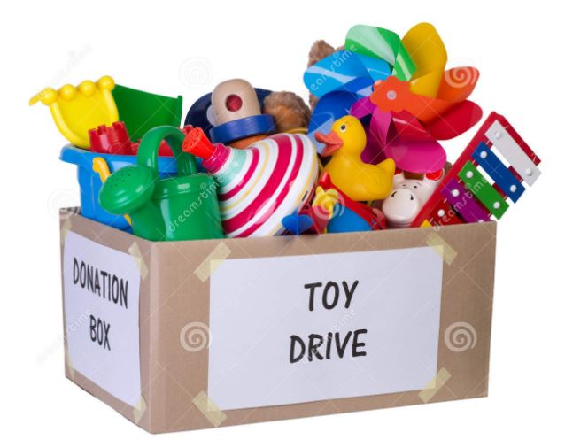 2nd Annual Toy Drive Friday