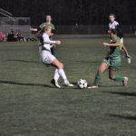 Girls Varsity Soccer beat Summerville High School 2-1