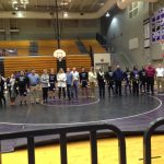 Wildcat Wrestlers Celebrate Senior Night with Sweep
