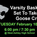 Varsity Basketball Hosts Goose Creek