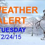 NO PRACTICES/GAMES TUESDAY 2/24/15