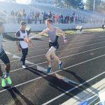 Wildcat 400 meter Relay Team ties school record at Sandlapper Track Classic
