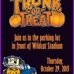 West Ashley to Host Trunk or Treat Thursday