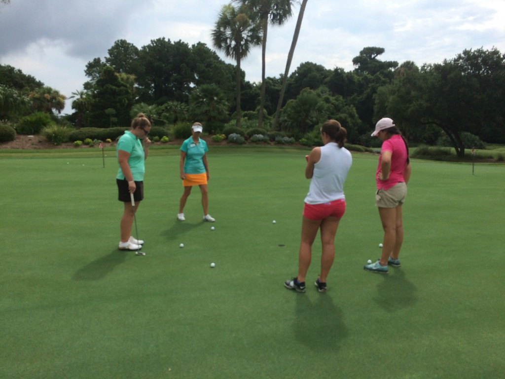 Girl's Golf Information