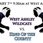 West Ashley High School Boys Varsity Wrestling finishes 5th place