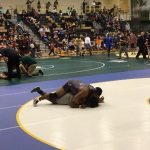 Jay Smith Advances to the Wrestling State Championships