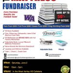 Football Mattress Sale Fundraiser