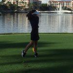 Freedom High School Girls Varsity Golf beat Oak Ridge High School 173-221