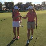 Freedom High School Girls Varsity Golf beat Celebration High School 153-179