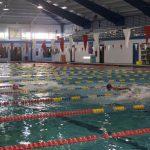 Swim Meet at Olympia