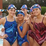 Swim Meet vs Bishop Moore