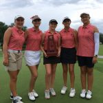 Freedom High School Girls Varsity Golf finishes 2nd place