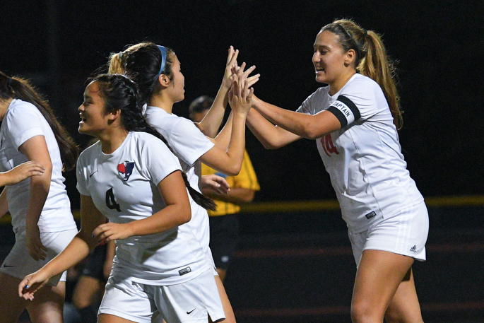 Girls Soccer Enters District Play