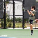 Boys Varsity Tennis beats Oak Ridge 6 – 1