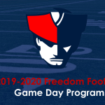 2019 Football Game Day Programs
