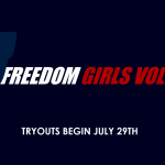 GIRLS VOLLEYBALL: TRYOUTS BEGIN JULY 29th