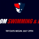 2019 SWIMMING AND DIVING SEASON BEGINS JULY 29TH