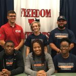 State Champion Alum Signs Wrestling Scholarship
