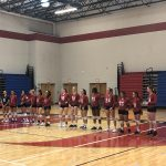 Girls Volleyball Comes Up Short vs Lake Nona