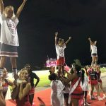 Future Patriots Cheer Clinic 9/18-9/20: Be a part of the FHS Cheer squad!
