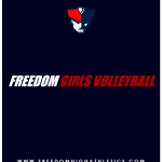 Girls Volleyball Tryouts – August 31-September 4