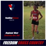 Girls Cross Country – Yenilitza Roman Qualifies for Regionals