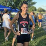 Cross Country – Yenilitza Roman Puts Up Her Best Time This Season