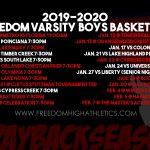 Boys Basketball 2-0 in Preseason, Ready for Season Openers
