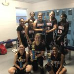 Freedom Girls Basketball Wins MDCA Cletus Stutzman Holiday Tournament