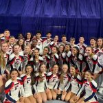 Cheer Places 3rd at States