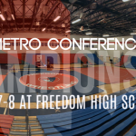 Wrestling Hosts Metro Conference Tournament This Weekend