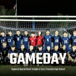 Boys Soccer Begins Their State Playoff Push Tonight at 7pm